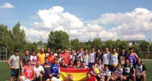 Team Spain lacrosse