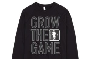 Men's Grow The Game Darth Crewneck