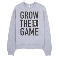 Grow The Game Darth Crewneck