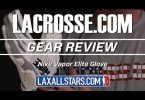 Nike Vapor Elite Lacrosse Glove Review