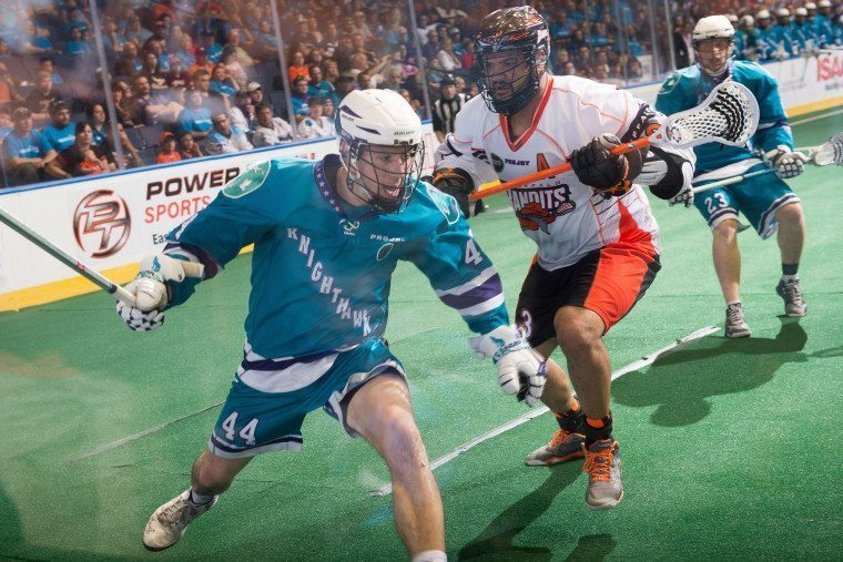Rochester Knighthawks vs Buffalo Bandits - National Lacrosse League 2016