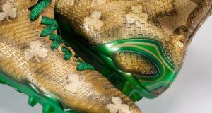 Notre Dame UA Highlight Custom Lacrosse Cleats Auction