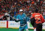 Rochester Knighthawks vs Buffalo Bandits NLL 2016