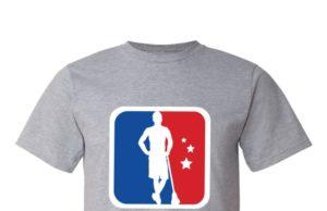 Lacrosse All Stars Classic T-Shirt - GREY