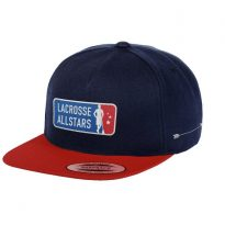Lacrosse All Stars Traditional Hat - NAVY