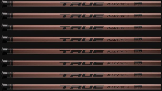 Win a True Alloy SC 4.0 Lacrosse Handle!