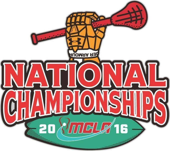 the 2016 MCLA National Tournament logo