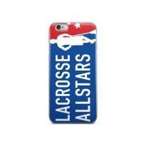Lacrosse All Stars Original iPhone Case