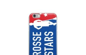 Lacrosse All Stars Original iPhone Case