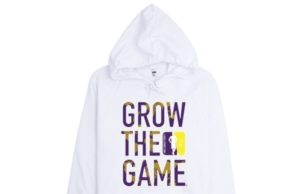 Iroquois Grow The Game Hoodie