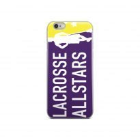 Lacrosse All Stars Iroquois iPhone Case