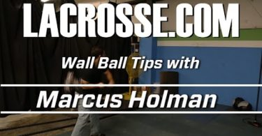 Wall Ball with Marcus Holman