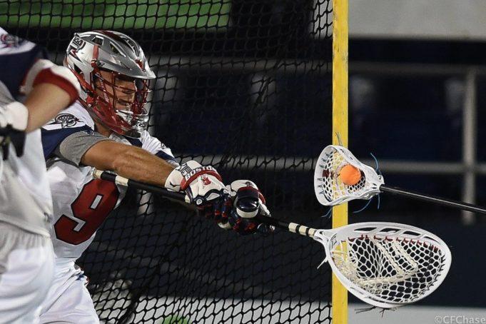 2016 MLL save goalie lacrosse