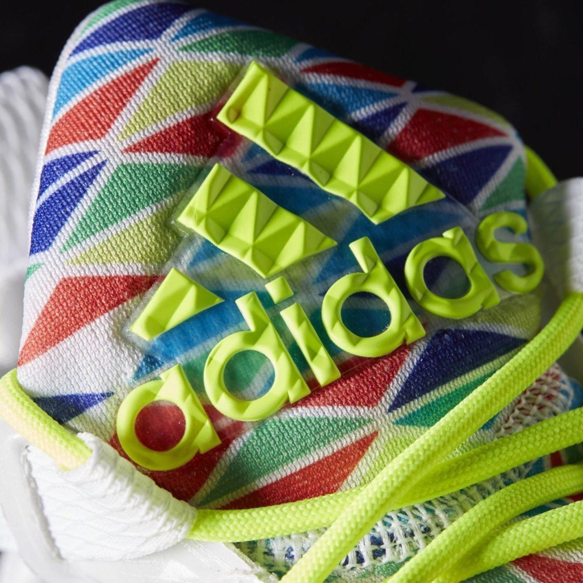 Adidas Crazyquick Laxas Mediados Tacos DY840u