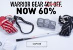 HUGE Warrior Gear Sale