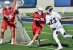 CAL vs Stanford 2016 Lacrosse Highlights