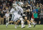 Jeff Chase is the heart of Loyola men's lacrosse