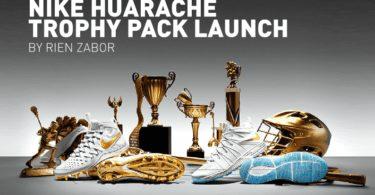 Nike Huarache V Trophy Cleats