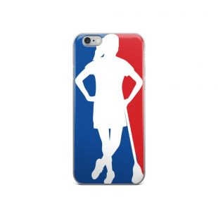 Lacrosse All Stars Womens iPhone Case