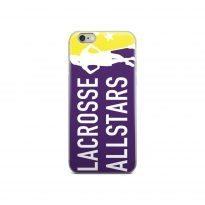 Lacrosse All Stars Women's iPhone Case - Iro