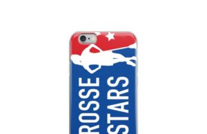 Lacrosse All Stars Traditional Women's iPhone Case