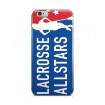 Lacrosse All Stars Women's iPhone Case - Plus