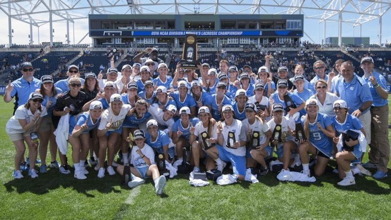 national championship UNC Women's NCAA DI National Championship Recap