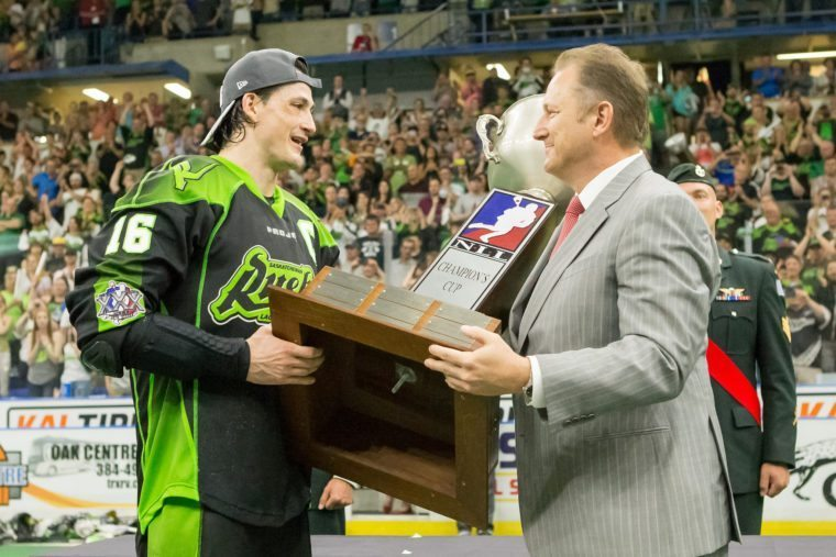 Nick Sakiewicz - National Lacrosse League