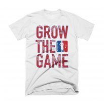 ADVNC Grow The Game Tee - Front