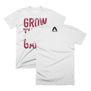 ADVNC Grow The Game Tee