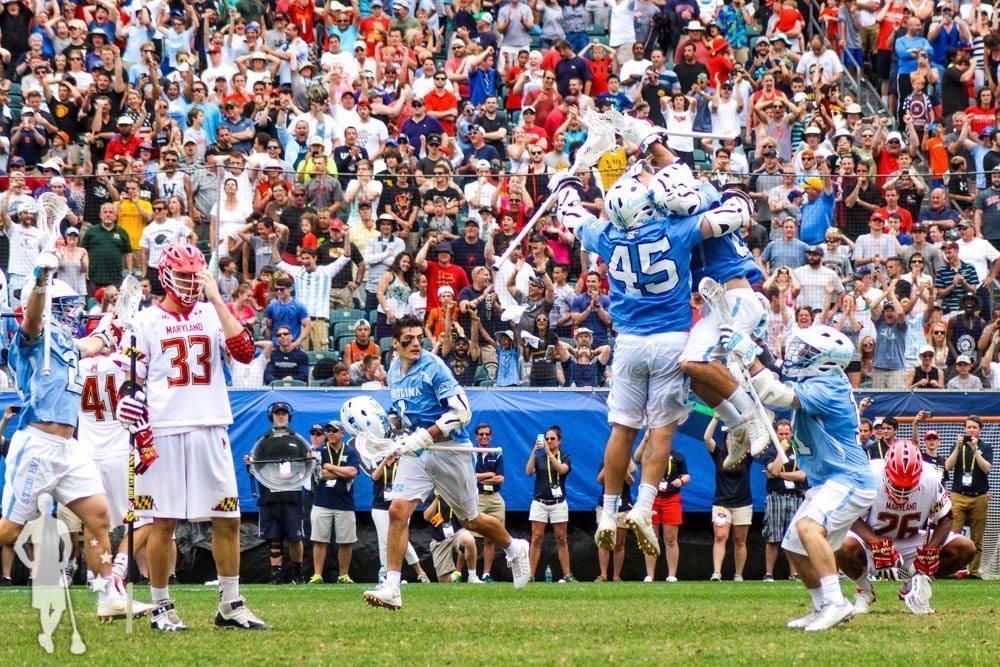 2016 Men's Lacrosse NCAA DI Championship Photos NCAA Lacrosse Tournament
