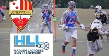 Harlem Lacrosse Vs. LCNewYork – Highlights
