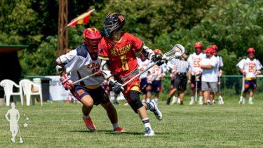 European Lacrosse Championships - Belgium vs. Spain