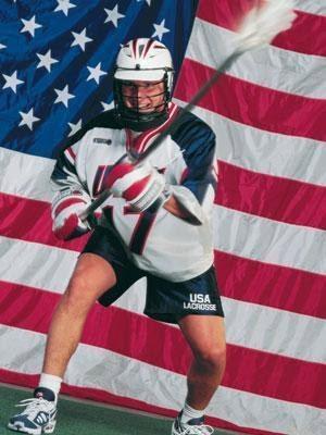 Dave Morrow - Team USA Lacrosse