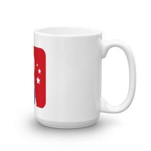 Lacrosse All Stars Coffee Mug - men's logo