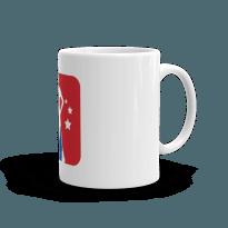 Lacrosse All Stars Coffee Mug - women's logo