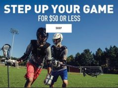 Shop Lacrosse Equipment $50 or less