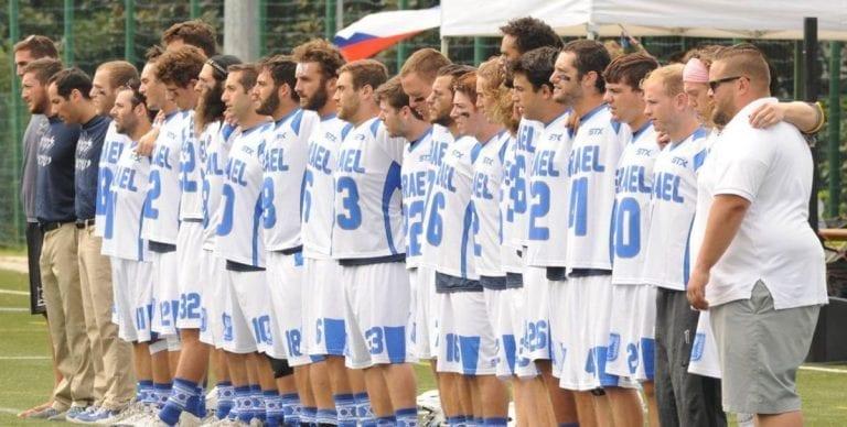 Israel men's lacrosse team