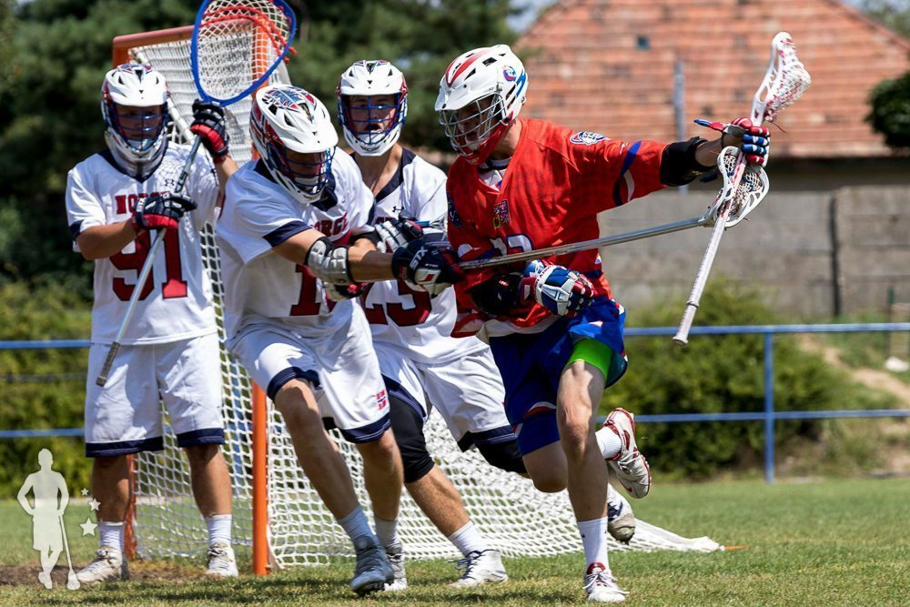 Image result for czech republic lacrosse EC16