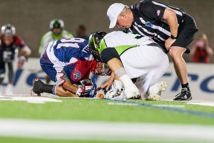 2016 MLL Playoff Scenarios - Week 5