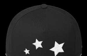 LaxAllStars Starburst Snapback Hat