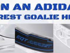 Adidas Lacrosse Arrest Goalie Head