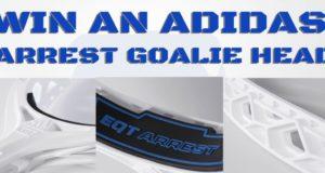 Adidas Lacrosse Arrest Goalie Head