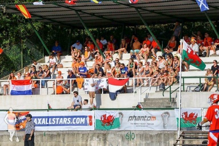 Netherlands v Wales - EC16 Quarterfinals