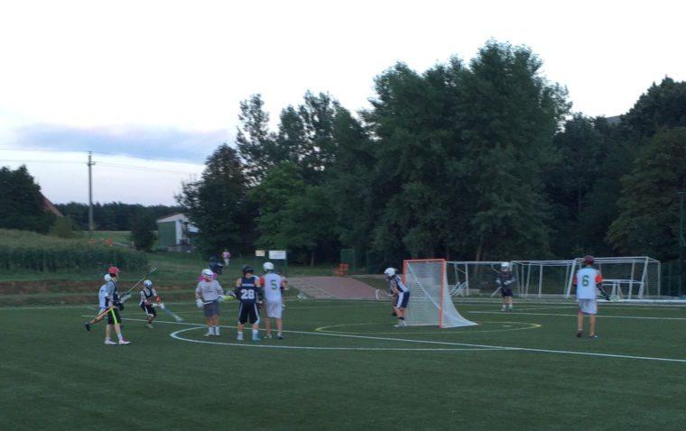 pick up lacrosse