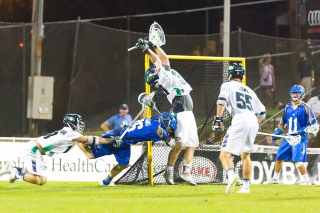 Chesapeake v Charlotte - MLL Week 15