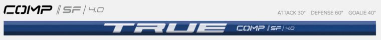 True Handle - Lacrosse Shaft