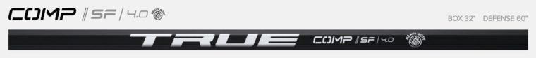 True Handle - Lacrosse Shaft by True Temper
