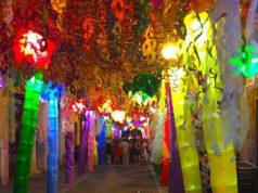 spain party festival garcia barcelona
