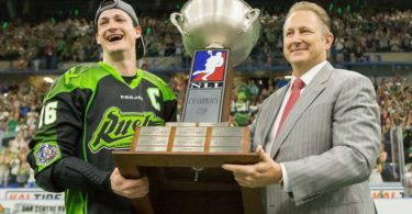 Nick Sakiewicz Chris Corbeil NLL Josh Schaefer Saskatchewan Rush